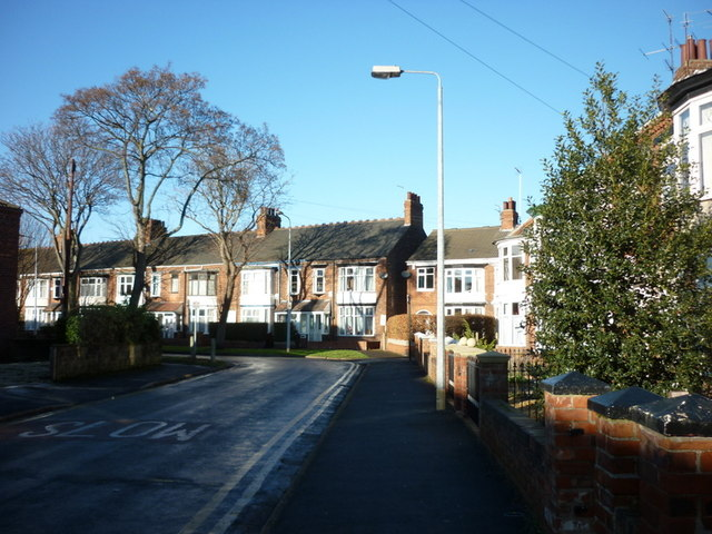 Claremont Avenue off Beverley Road, Hull