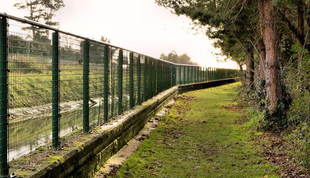 Grass path, Newtownards