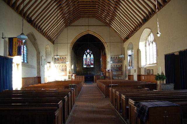 St Michael's church, Smarden