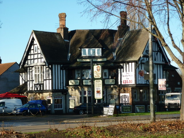 The Cross Keys on Beverley Road, Hull