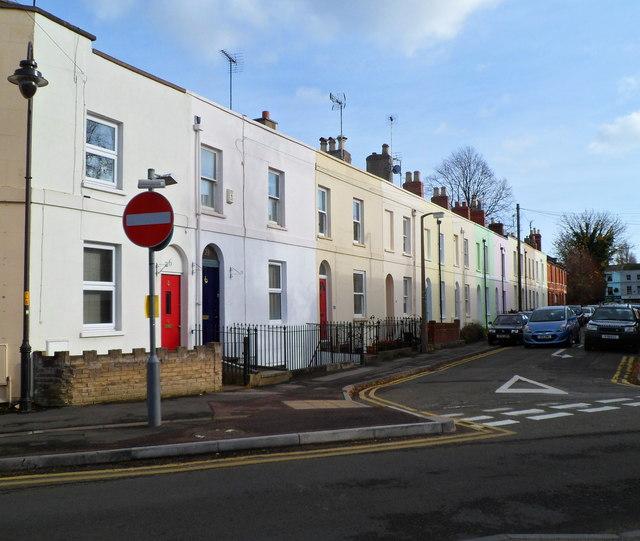 St Phillip's Street, Cheltenham