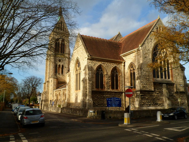 Church of St Philip & St James, Leckhampton, Cheltenham