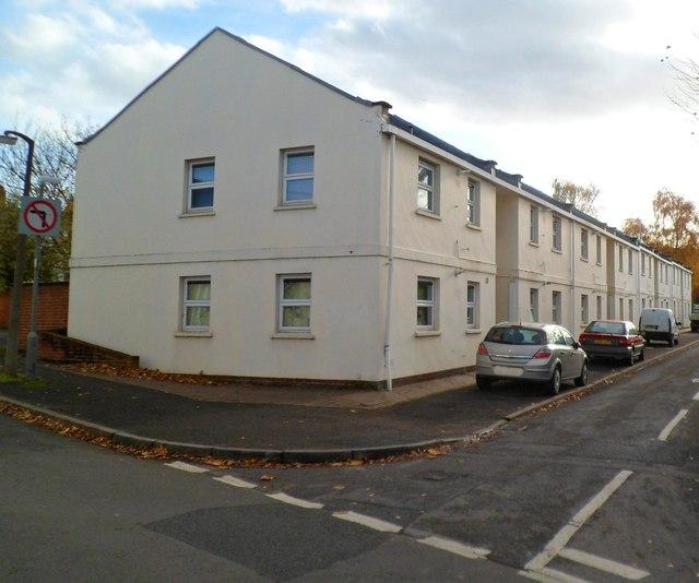 Edward Street, Cheltenham