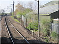 SK6593 : Bawtry railway station (site), Nottinghamshire by Nigel Thompson