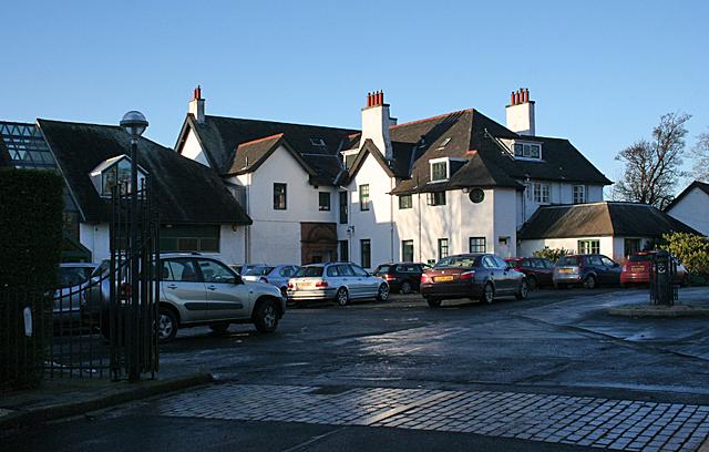 Bruntsfield Links Golfing Society Club House
