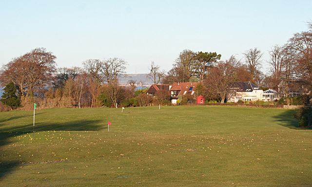 Bruntsfield Links Golfing Society Course