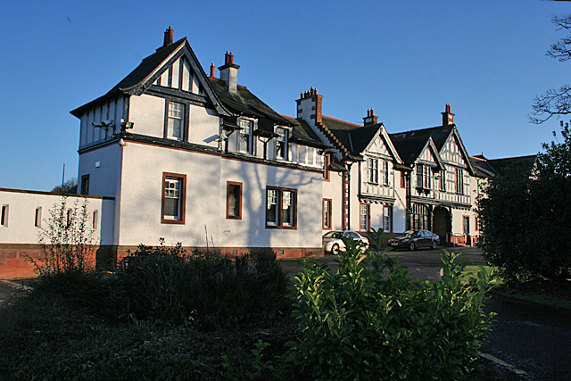 Royal Burgess Golfing Society Club House
