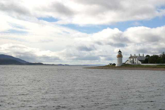 Corran Narrows Lighthouse