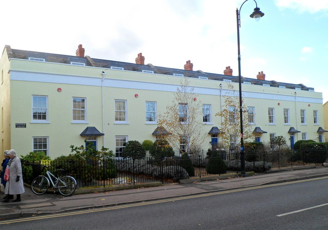 Suffolk Villas, Cheltenham