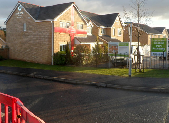 Move in for Christmas, Grayson Way, Llantarnam, Cwmbran