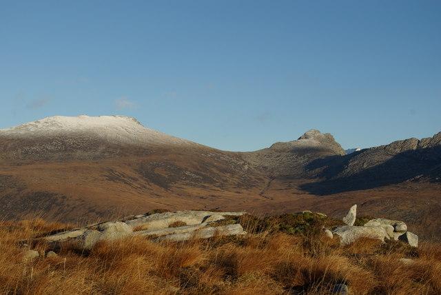 View from Cnoc Breac Gamhainn