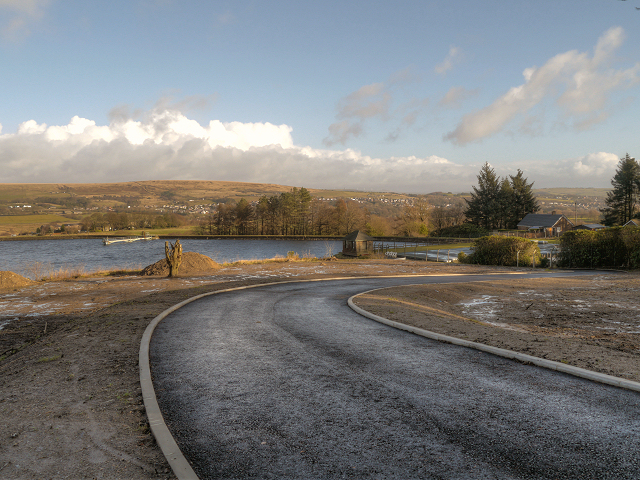 Access Road to Dingle Reservoir