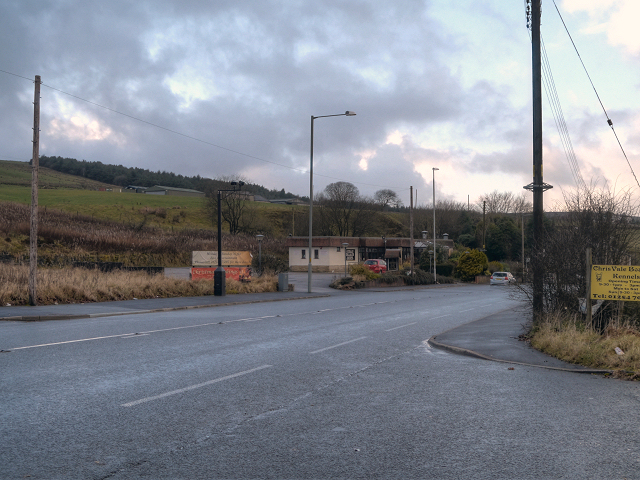 Bull Hill, Bolton Road