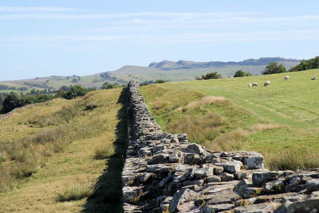 Hadrian's Wall Birdoswald