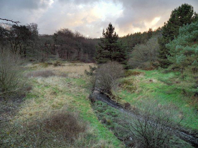Cadshaw Brook