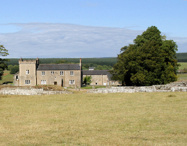 Birdoswald Farmhouse