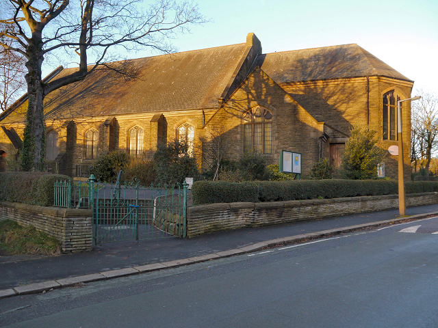 St Luke's Church, Glossop
