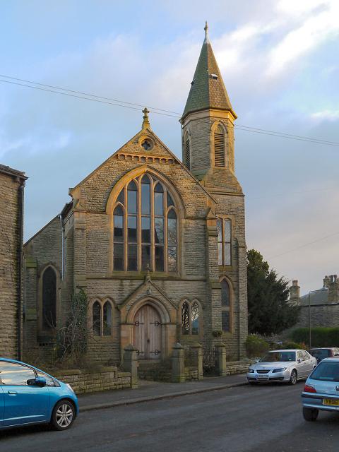 Former Unitarian Chapel, Glossop