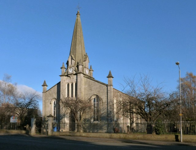 Former Alexandria Parish Church
