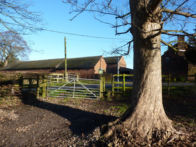 Upper Hagg Farm