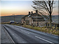 SK0295 : Park Road, Top o'th' Hill Farm by David Dixon