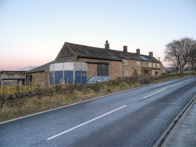 Top o'th' Hill Farm, Hadfield