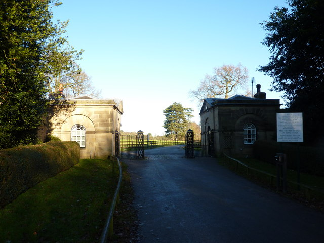 The Lodge, Locko Park