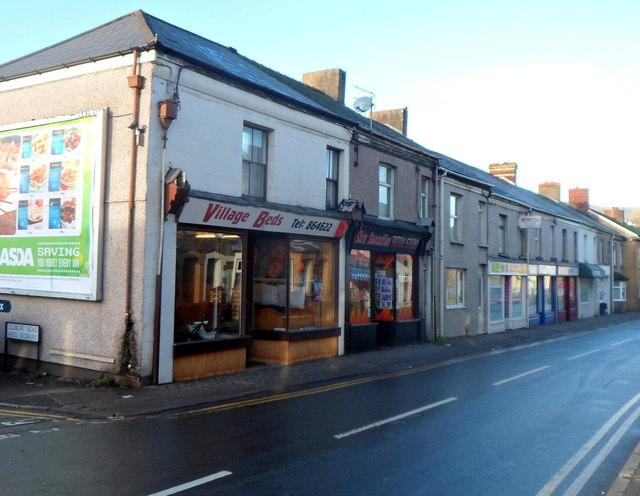 Village Beds, Cwmbran