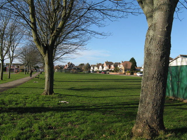 Croshaw Recreation Ground Lancing
