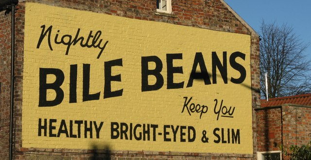Bile Beans keep you healthy