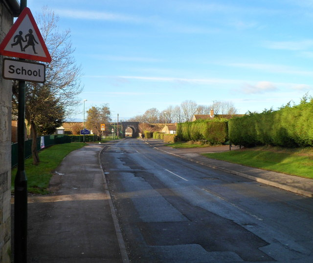 Eastern end of Oldends Lane, Stonehouse