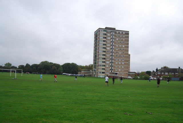 Towerblock by Durants Park
