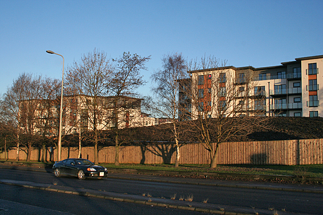 New Flats in East Craigs