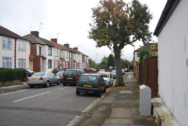 Vista Avenue