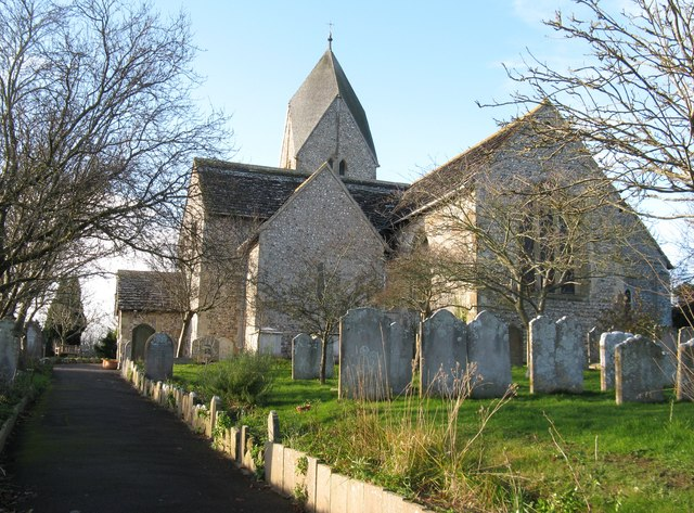St Mary's Church Sompting