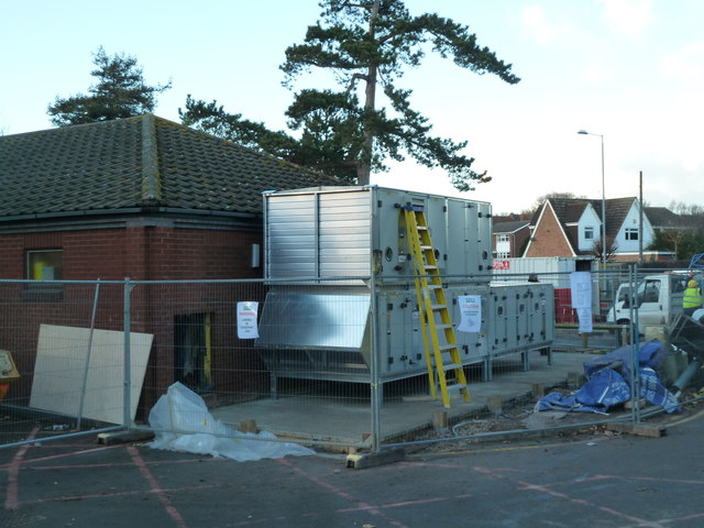 Worcestershire Royal Hospital - mortuary refurbishment