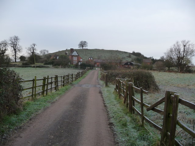 Crookbarrow Hill, Whittington, Worcester