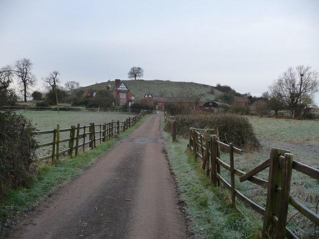 Crookbarrow Hill, Whittington, Worcester