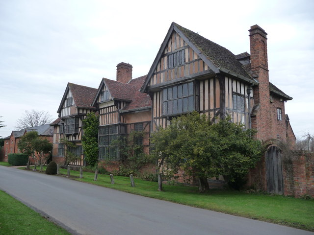 Wick Manor, Worcestershire
