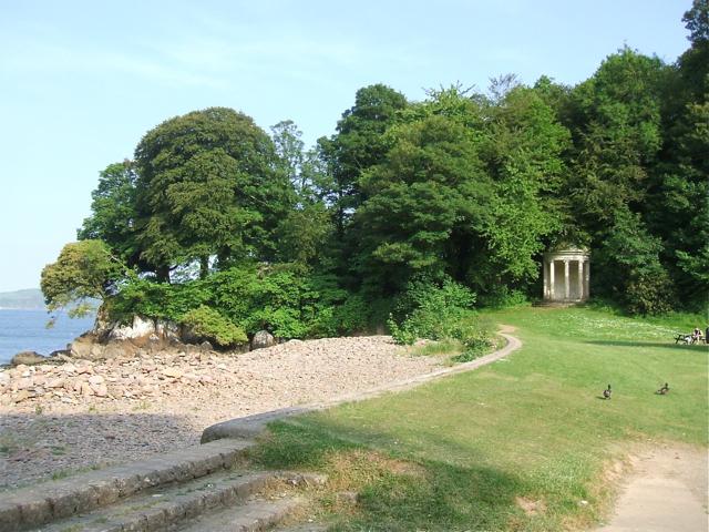Milton's Temple, Mount Edgcumbe