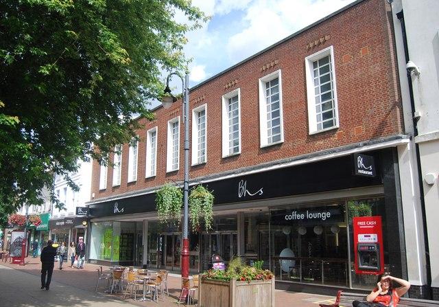 BHS, Tunbridge Wells