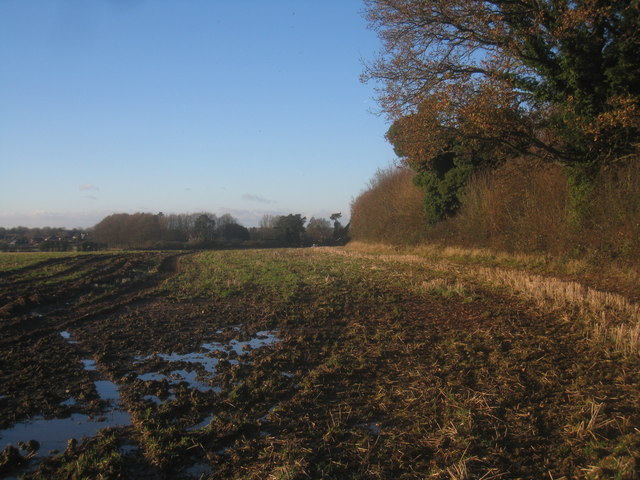 Eastern margins of East Field