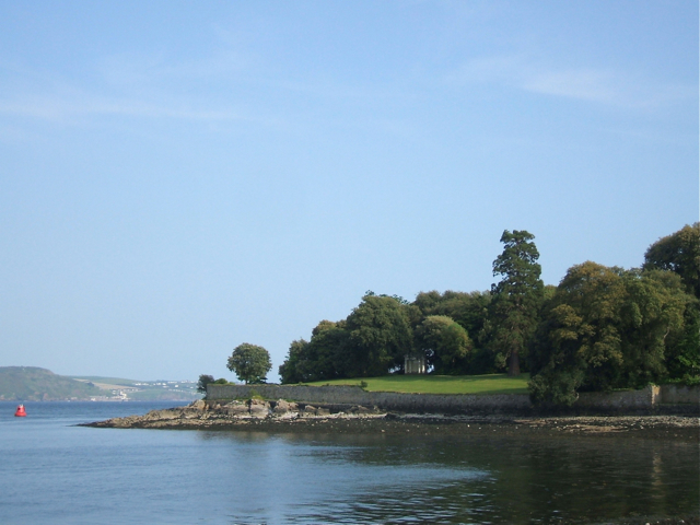Thompson's Seat, Mount Edgcumbe