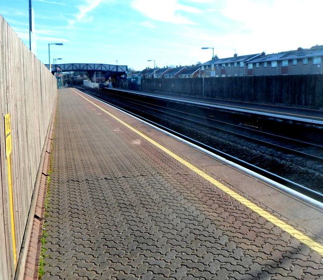 Pyle railway station