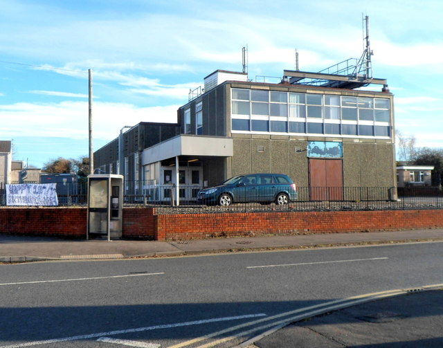 Pyle telephone exchange