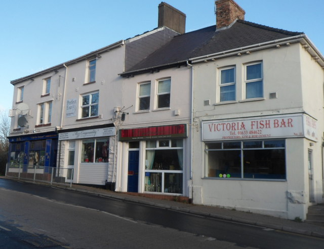 Victoria Fish Bar, Old Cwmbran