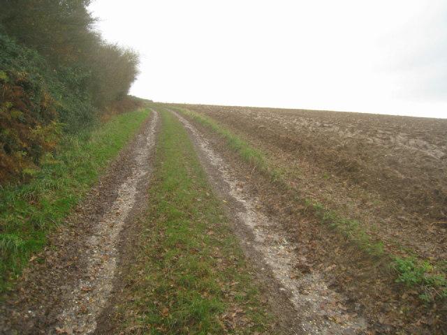 Track to Field Barn Farm