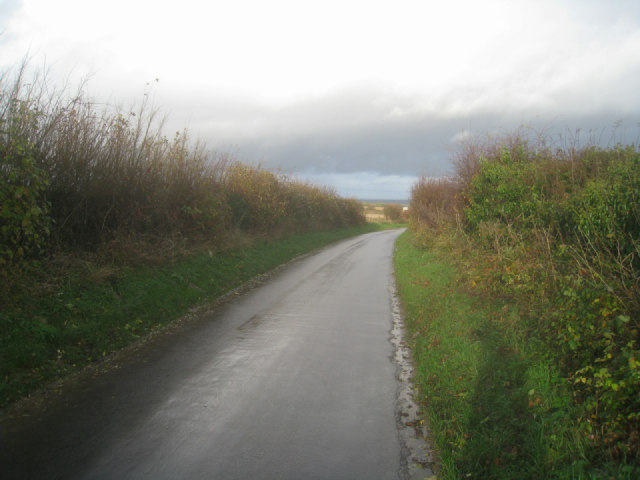 Lane to Shothanger Works
