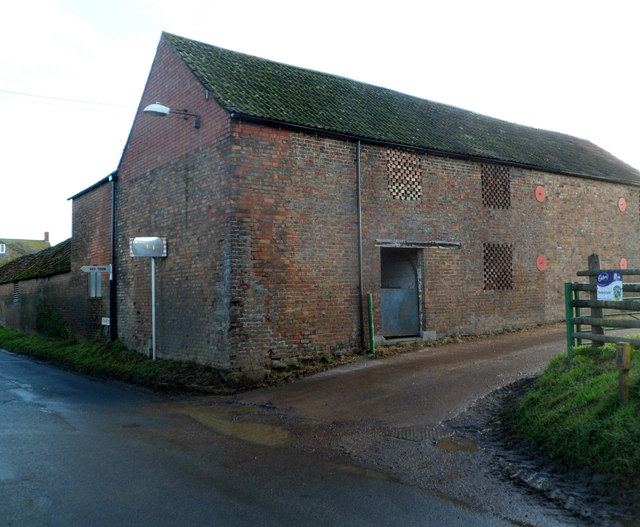 Farm building, Rectory Farm, Slimbridge