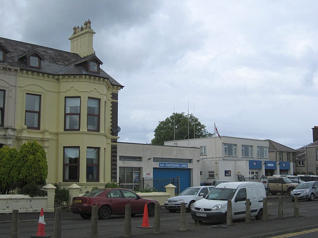 Coastguard station, Larne